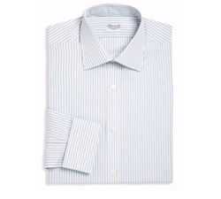 Charvet  - Regular-Fit Striped Dress Shirt