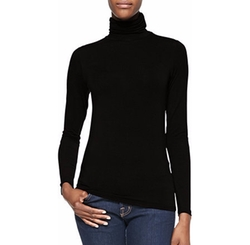 Neiman Marcus - Soft Touch Turtleneck