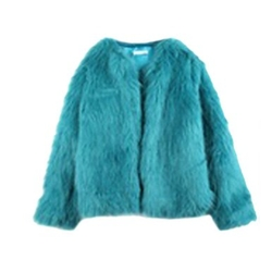 Etosell  - Lady Faux Fur Coat