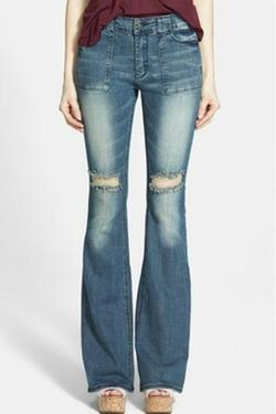 Lee Cooper - Flare Denim Jeans