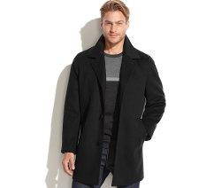 Calvin Klein - Wool-Cashmere-Blend Overcoat