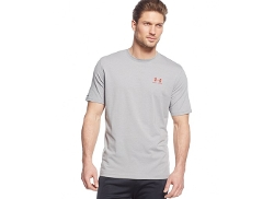 Under Armour  - Charged Solid HeatGear T-Shirt