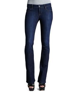 DL 1961 Premium Denim  - Cindy Sonic Slim Boot-Cut Jeans