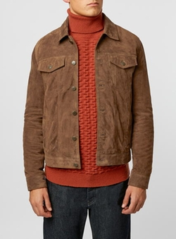 Topman - LTD Roadtrip Trucker Jacket
