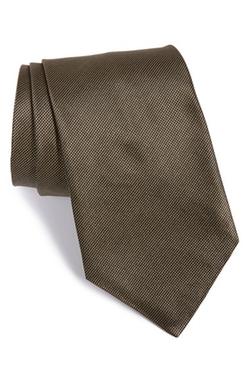 John Varvatos Star USA - Solid Silk Tie