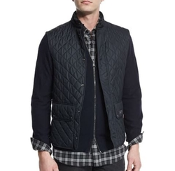Belstaff - Quilted Tech Vest