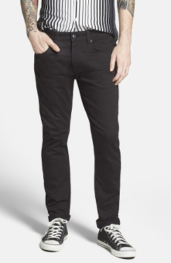 Topman - Stretch Slim Fit Jeans