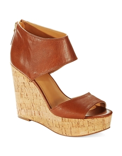 Nine West  - Caswell Wedge Sandals