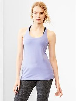 Gap Fit  - Cotton Y-Back Tank