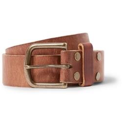 Jean Shop   - Leather Belt