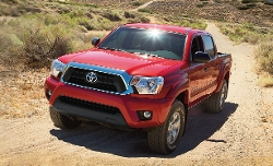 Toyota  - Tacoma Pick-Up Truck