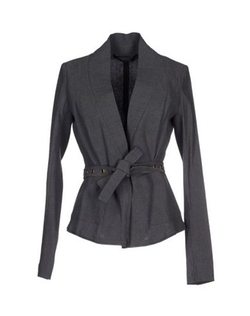 Donna Karan - Single Breasted Blazer