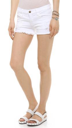 Wildfox  - Lara Mid Rise Shorts