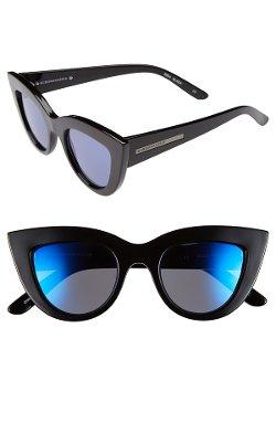 BCBGMAXAZRIA  - Cat Eye Sunglasses