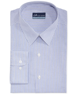 John Ashford - Fineline Stripe Dress Shirt