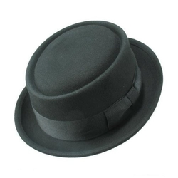 Jaxon - Wool Pork Pie Hat