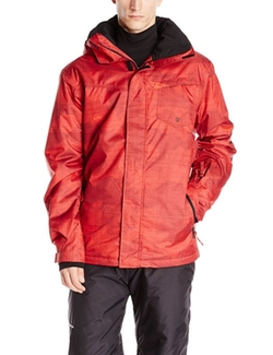 Quiksilver - Mission Printed Insulated Jacket