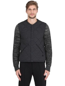 Adidas by Wings & Horns - Water Resistant Quilted Primaloft Vest