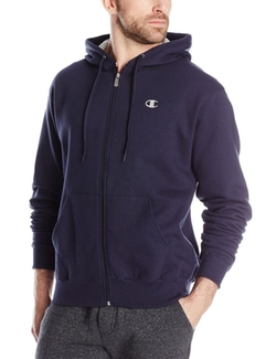Champion - Full Zip Eco Fleece Hoodie