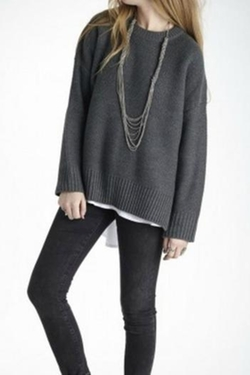 Knot Sisters - Neilson Pullover Sweater