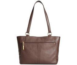 Giani Bernini Handbag - Nappa Classic Leather Tote Bag
