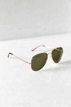 Urban Outfitters - Classic Aviator Sunglasses
