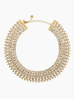 Kate Spade - Vegas Jewels Multi Strand Necklace