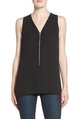Trouvé - Zip Front High/low Tank