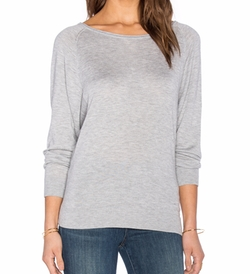 Splendid - Cashmere Crew Neck Sweater