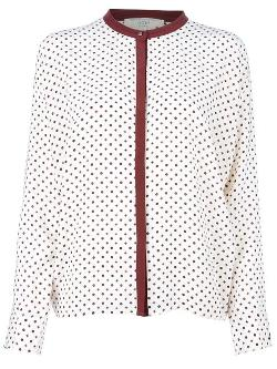 Vanessa Bruno Athé - spotty blouse