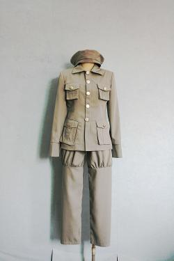 CosplayerWorld - Japanese Military Costume