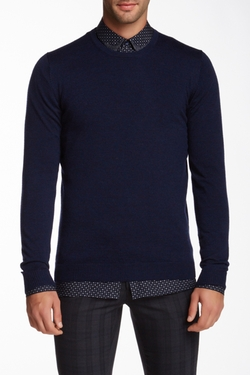 Billtornade  - Evan Wool Sweater