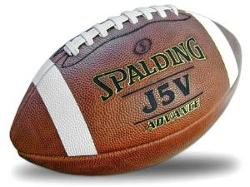 Spalding - J5V Advance Leather NFHS Football