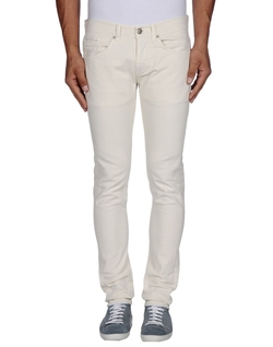 Dondup - Button Closing Denim Pants
