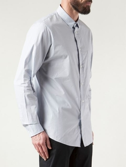 Maison Margiela - Plain Classic Collar Shirt