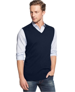 Club Room - Cotton Vest