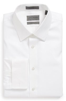 John W. Nordstrom - Traditional Fit French Cuff Dress Shirt