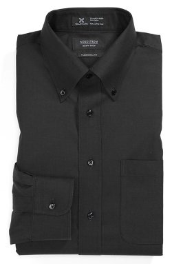 Nordstrom - Smartcare Pinpoint Dress Shirt