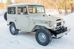 Toyota - 1972 Land Cruiser SUV