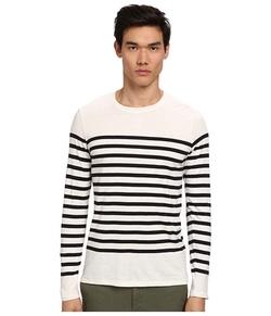 Vince  - Engineered Bretton Stripe Shirt
