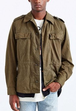 Urban Renewal - Vintage Czech Field Jacket