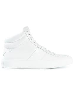 Jimmy Choo   - Belgravia Hi Top Sneakers