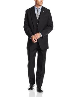 Stacy Adams - Suny Vested 3 Piece Suit