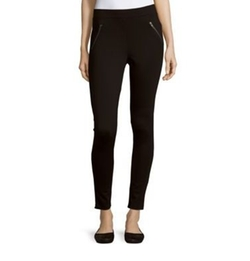 BB Dakota - Elastic Waist Ankle Pants
