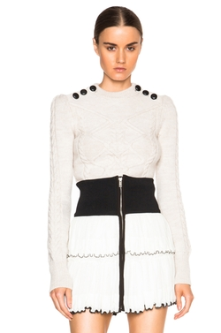 Isabel Marant - Dustin Zermatt Knit Sweater