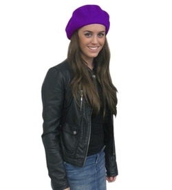 CoverYourHair - Wool Beret