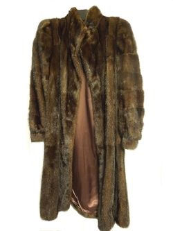 Chicago Fur Mart - Mink Fur Full Length Coat