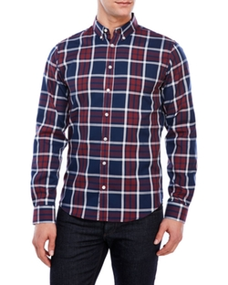 Moods of Norway - Arne Vik Plaid Sport Shirt