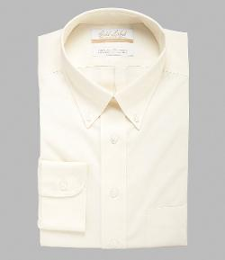 Gold Label Roundtree & Yorke  - Regular-Fit Button-Down Collar Dress Shirt