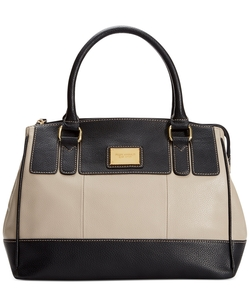 Tignanello - Social Status Leather Satchel Bag